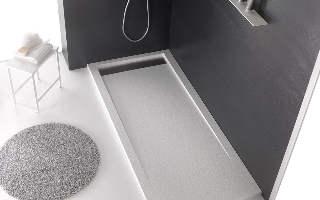 novedades en platos de ducha cocinas feju